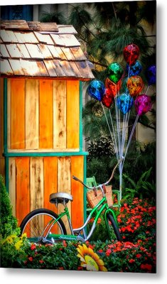 Colors Galore Metal Print by Tricia Marchlik