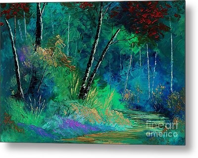 Colors Of A Dream Metal Print by Steven Lebron Langston