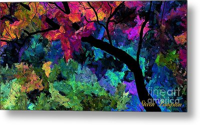 Colors Of The Dream Metal Print by Steven Lebron Langston