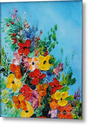Colour Of Spring Metal Print