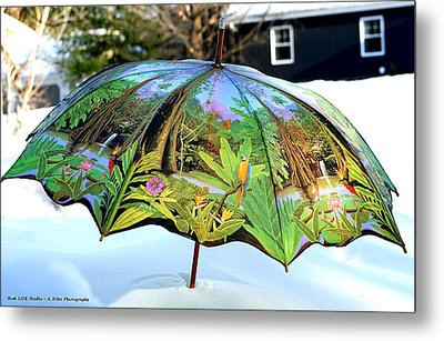 Colours Of Spring Metal Print by Al Fritz