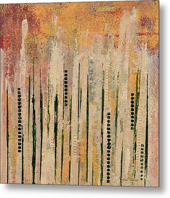 Columns Metal Print by Moon Stumpp