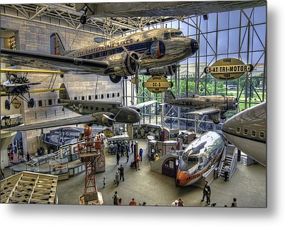 Come Fly With Me Metal Print by Tim Stanley