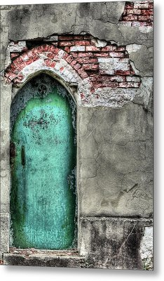 Come In Metal Print by JC Findley
