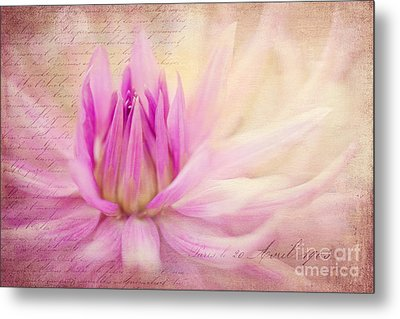 Come Spring Metal Print by Beve Brown-Clark Photography