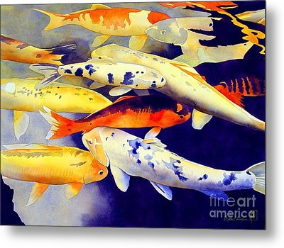 Come Together Metal Print by Robert Hooper