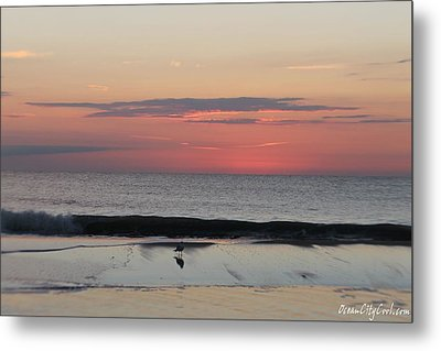 Metal Print featuring the photograph Coming Dawn by Robert Banach