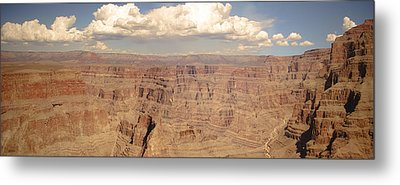 Coming Out Of The Canyon Metal Print by BandC  Photography