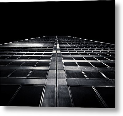 Metal Print featuring the photograph Commerce Court West 1 by Brian Carson