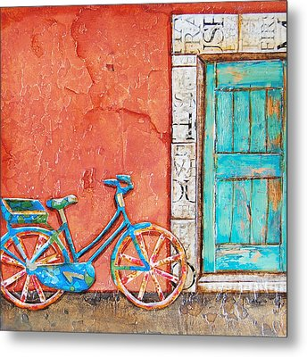 Commuter's Dream Metal Print
