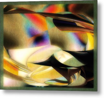 Concerto Metal Print by Diane Dugas