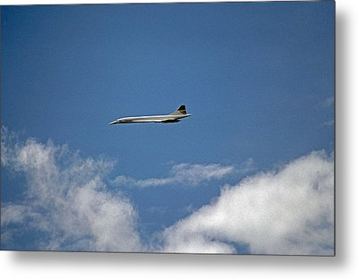 Concord Metal Print by Skip Willits
