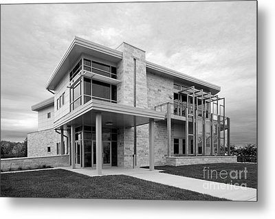 Concordia University Environmental Stewardship Center Metal Print by University Icons