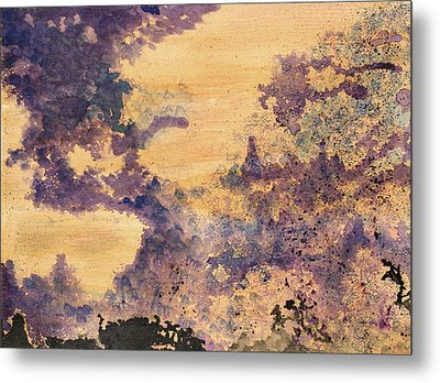 Conflict And Harmony Metal Print