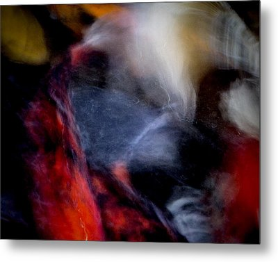 Confusion Metal Print by Dorothy Hilde
