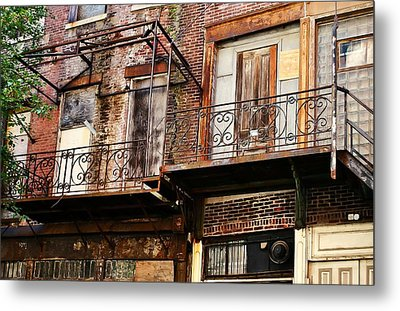 Metal Print featuring the photograph Conglomerate by Greg Jackson