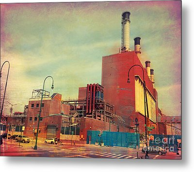 Consolidated Edison Company Of New York Metal Print