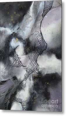 Constellation Metal Print by Deborah Ronglien
