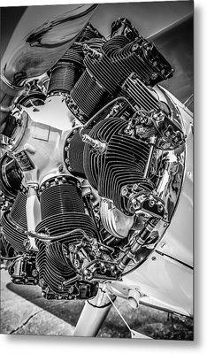 Continental R670 Metal Print