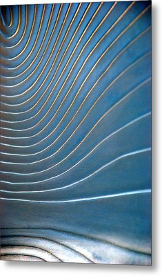 Contours 1 Metal Print by Wendy Wilton