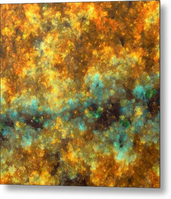Contusion-01 Metal Print by RochVanh