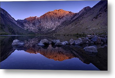 Convict Lake Metal Print