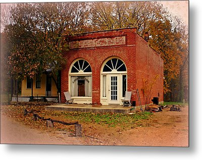 Cook Station Metal Print by Marty Koch