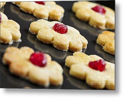 Cookies Metal Print by Elena Elisseeva