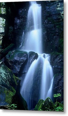Metal Print featuring the photograph Cool Sanctuary by Rodney Lee Williams