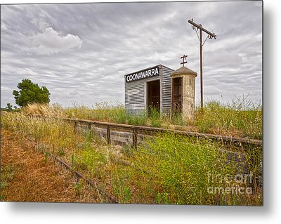 Coonawarra Station South Australia Metal Print by Colin and Linda McKie