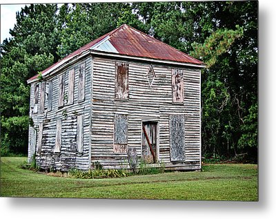 Metal Print featuring the photograph Cooper's Academy by Linda Brown