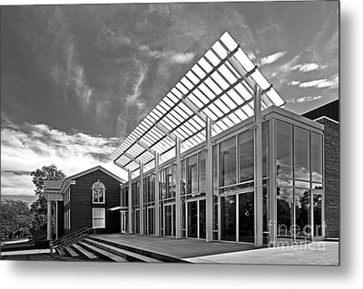 Cornell College Kimmel Theater Metal Print by University Icons
