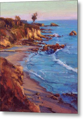 Corona Del Mar Newport Beach California Metal Print