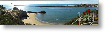Corona Del Mar State Beach Metal Print by Gregory Dyer