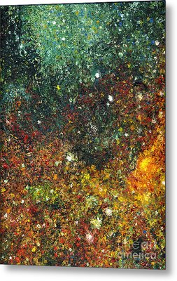 Cosmic Energy Metal Print