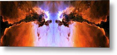 Cosmic Release Metal Print by Jennifer Rondinelli Reilly - Fine Art Photography
