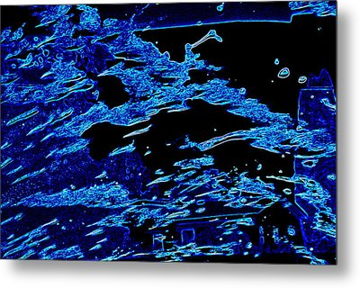 Cosmic Series 001 Metal Print