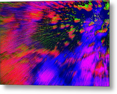 Cosmic Series 010 Metal Print