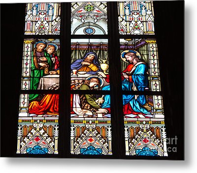 Costly Devotion Metal Print by Ann Horn