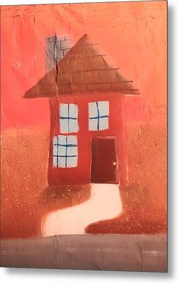 Cottage Metal Print by Joshua Maddison