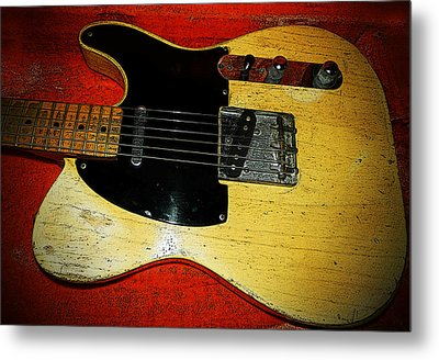 Country Honk Metal Print by Mike Greco
