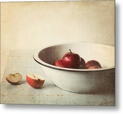 Country Morning Metal Print by Amy Weiss