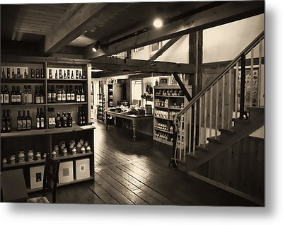Country Store Metal Print by Bill Howard