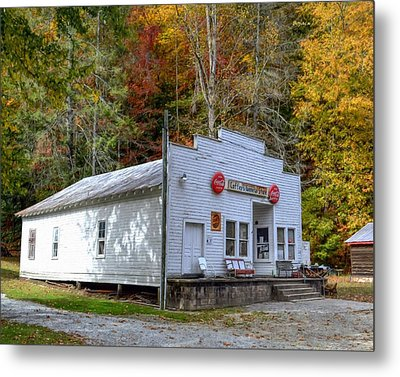 Country Store Metal Print by Bob Jackson