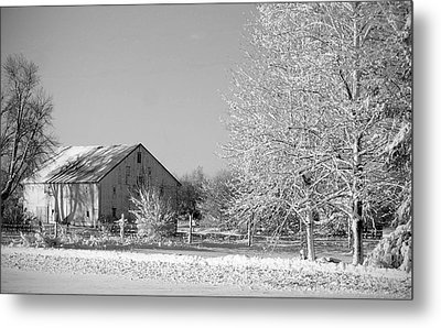 Country Metal Print by Thomas Fouch
