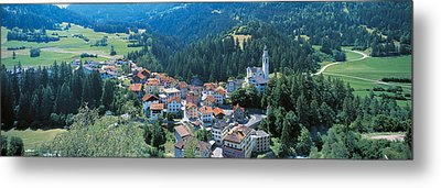 Countryside Switzerland Metal Print