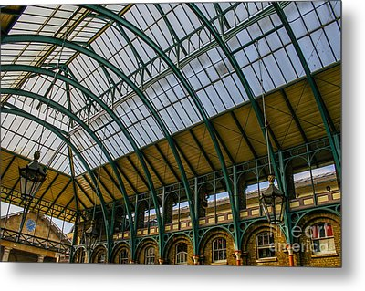 Covent Garden Market Metal Print