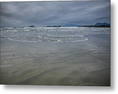 Cox Bay Late Afternoon  Metal Print by Roxy Hurtubise