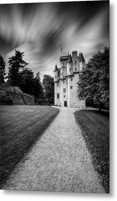 Craigievar Castle Metal Print by Dave Bowman