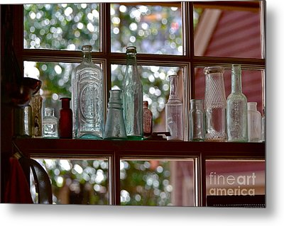 Crawford's Window Metal Print